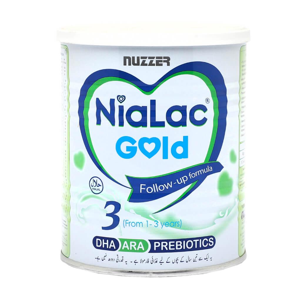Nialac Gold-3 400g