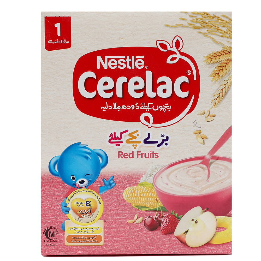Cerelac Red Fruits 175g