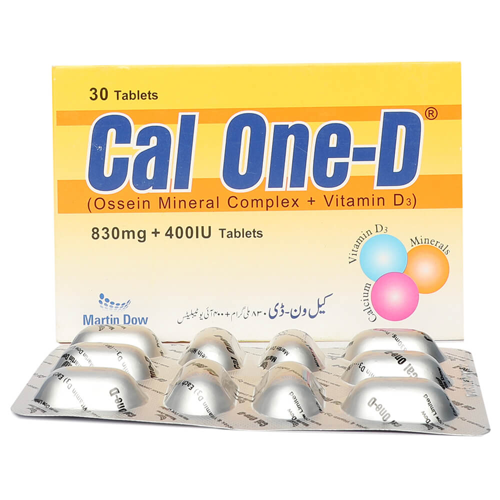Cal One-D