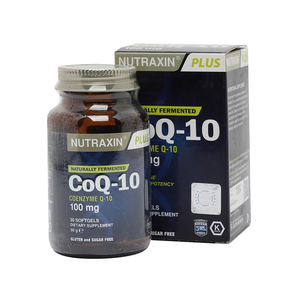 Nutraxin Coenzyme Q-10