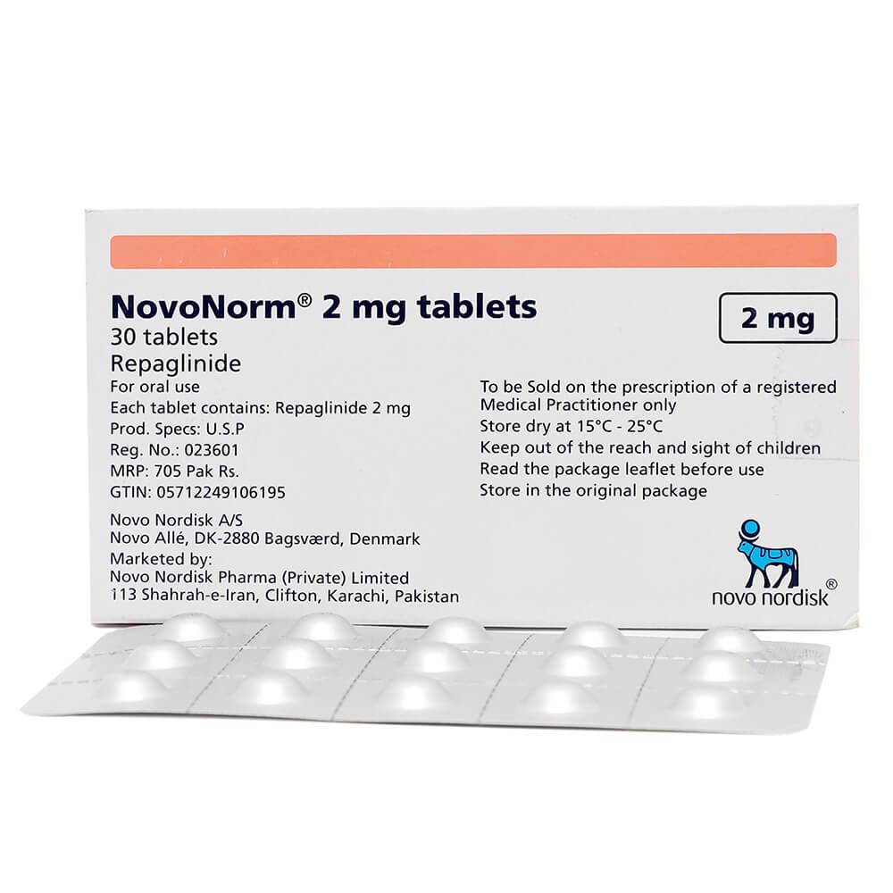 Novonorm 2mg
