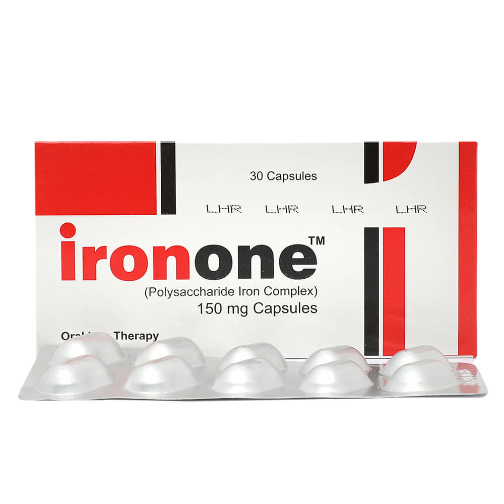 Ironone 150mg