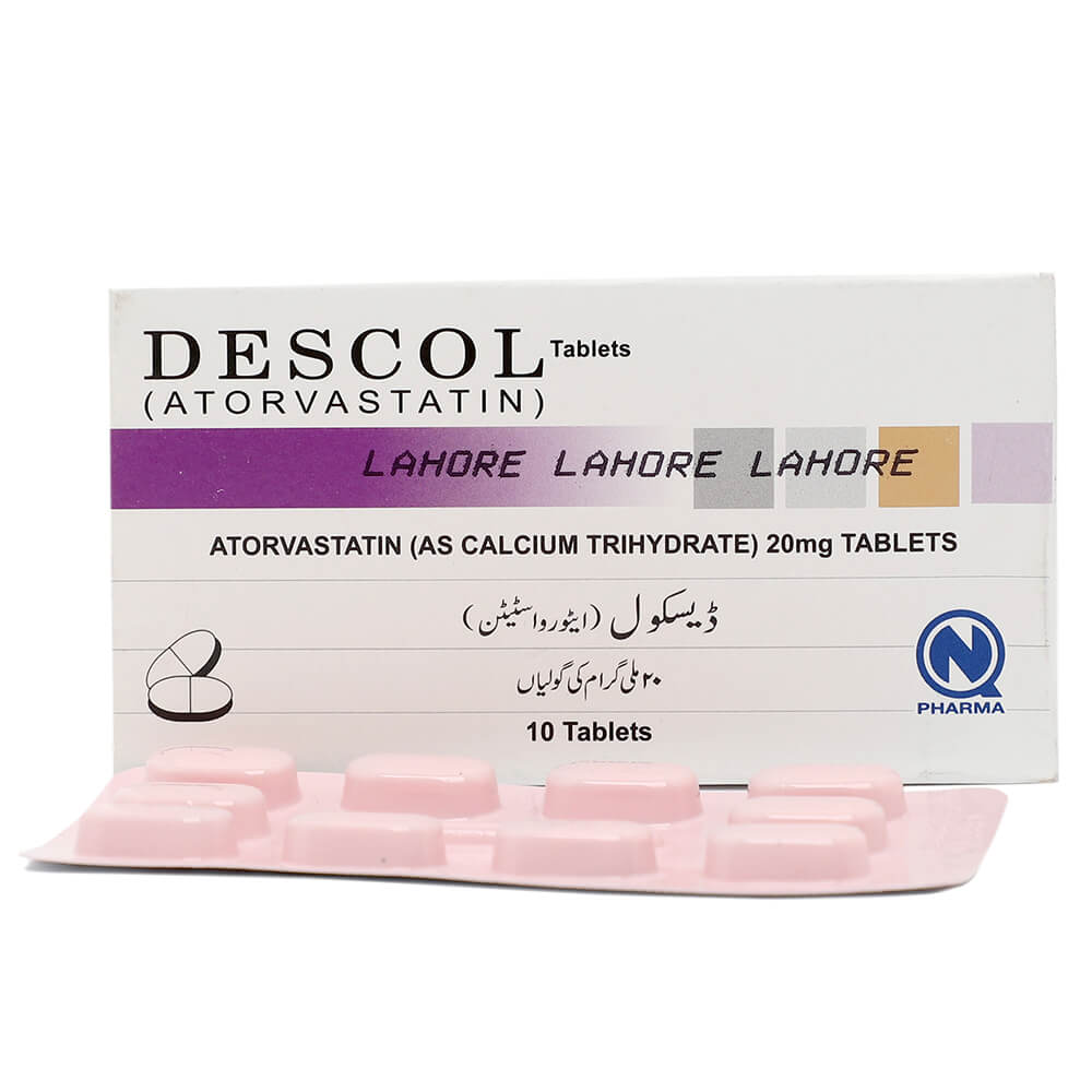 Descol 20mg