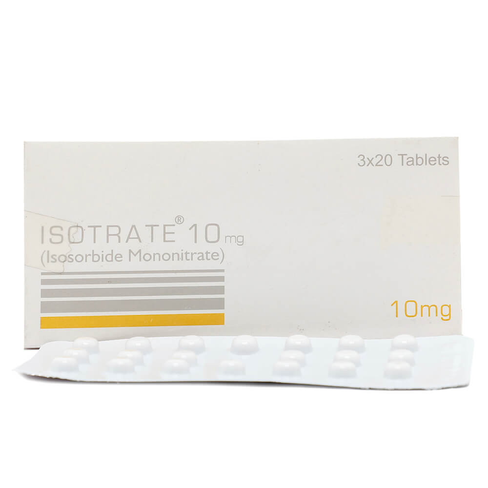 Isotrate 10mg