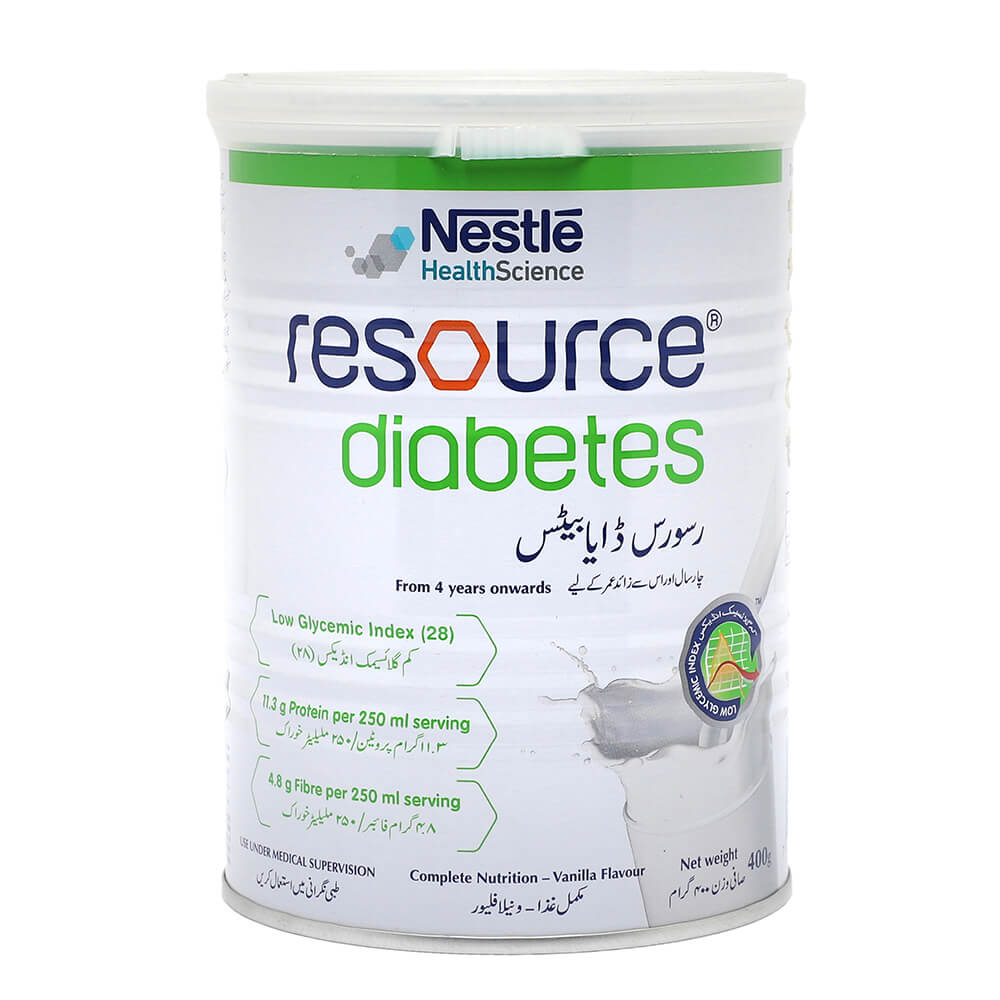 Resource Diabetes 400g