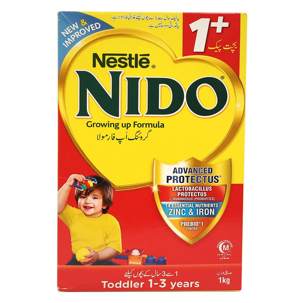 Nido 1+ Milk 1000g