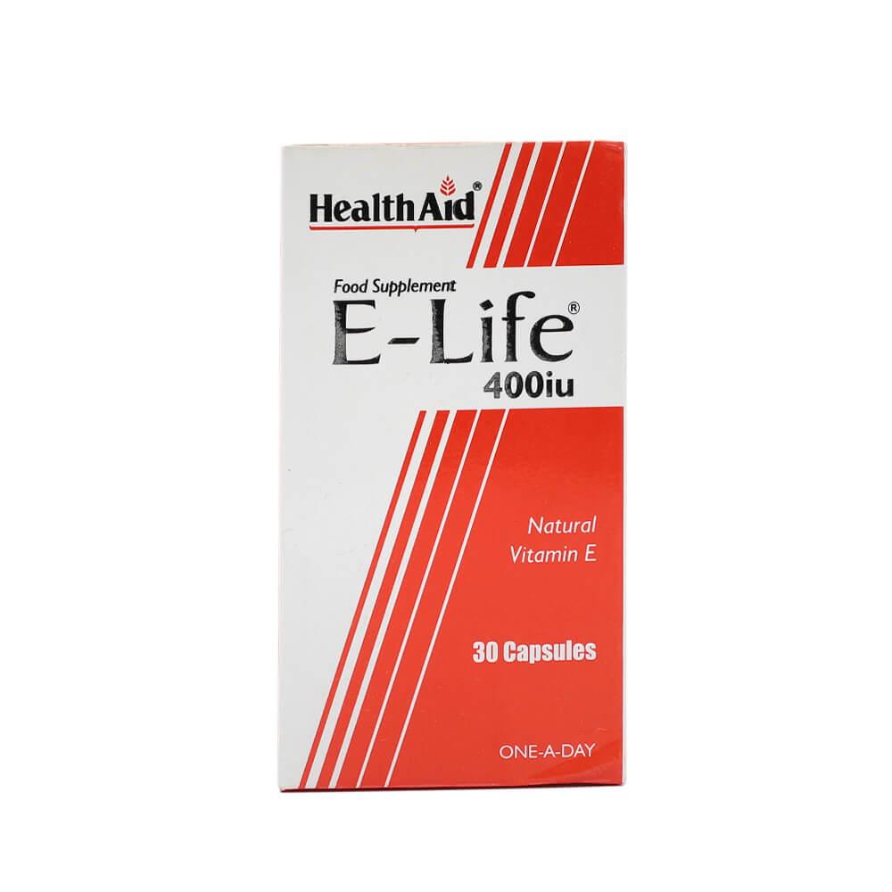 E Life 400 IU