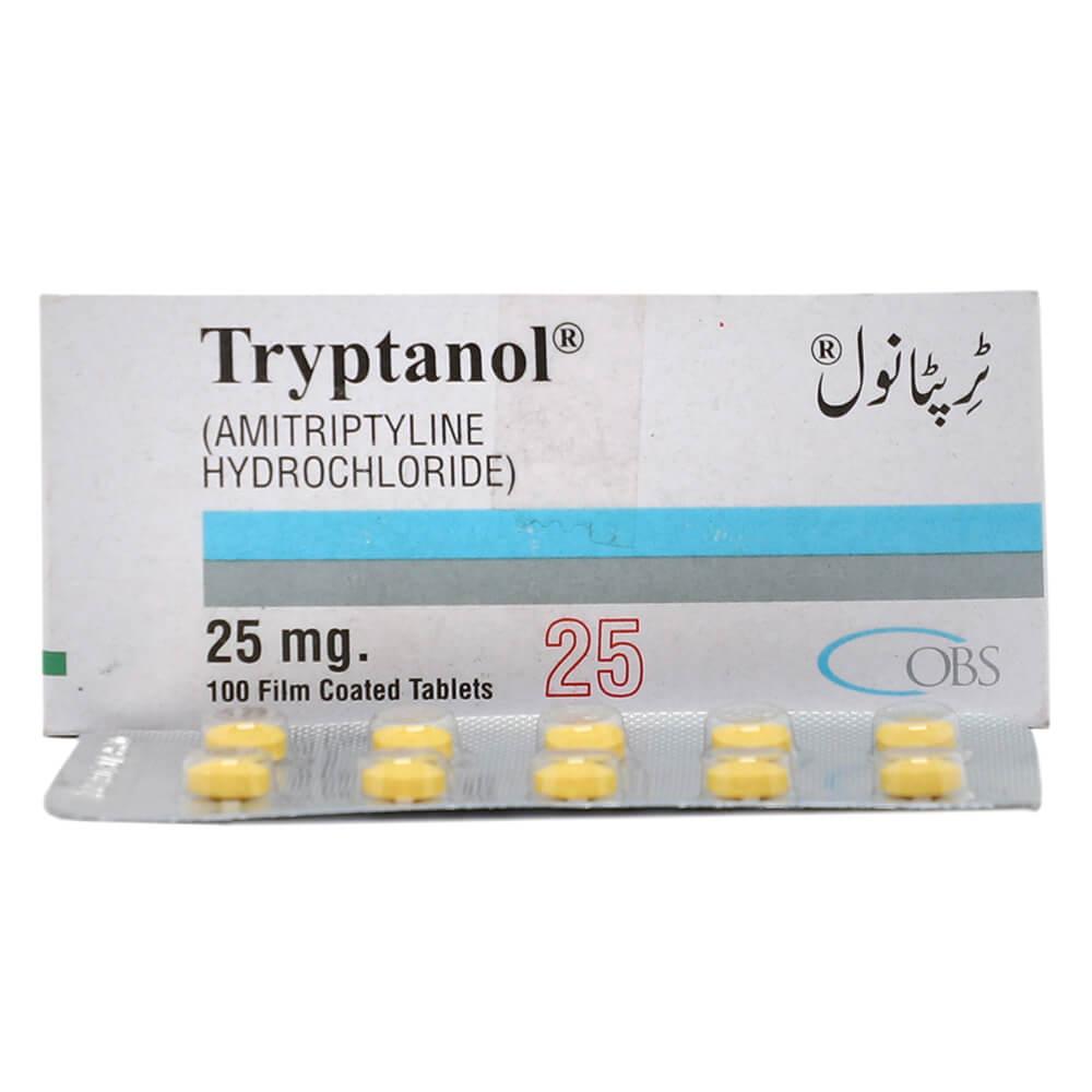 Tryptanol 25mg 100