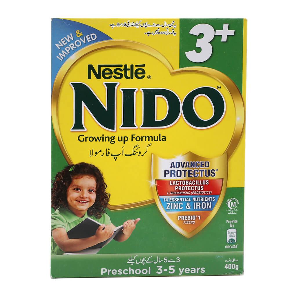 Nido 3+ Milks 400g