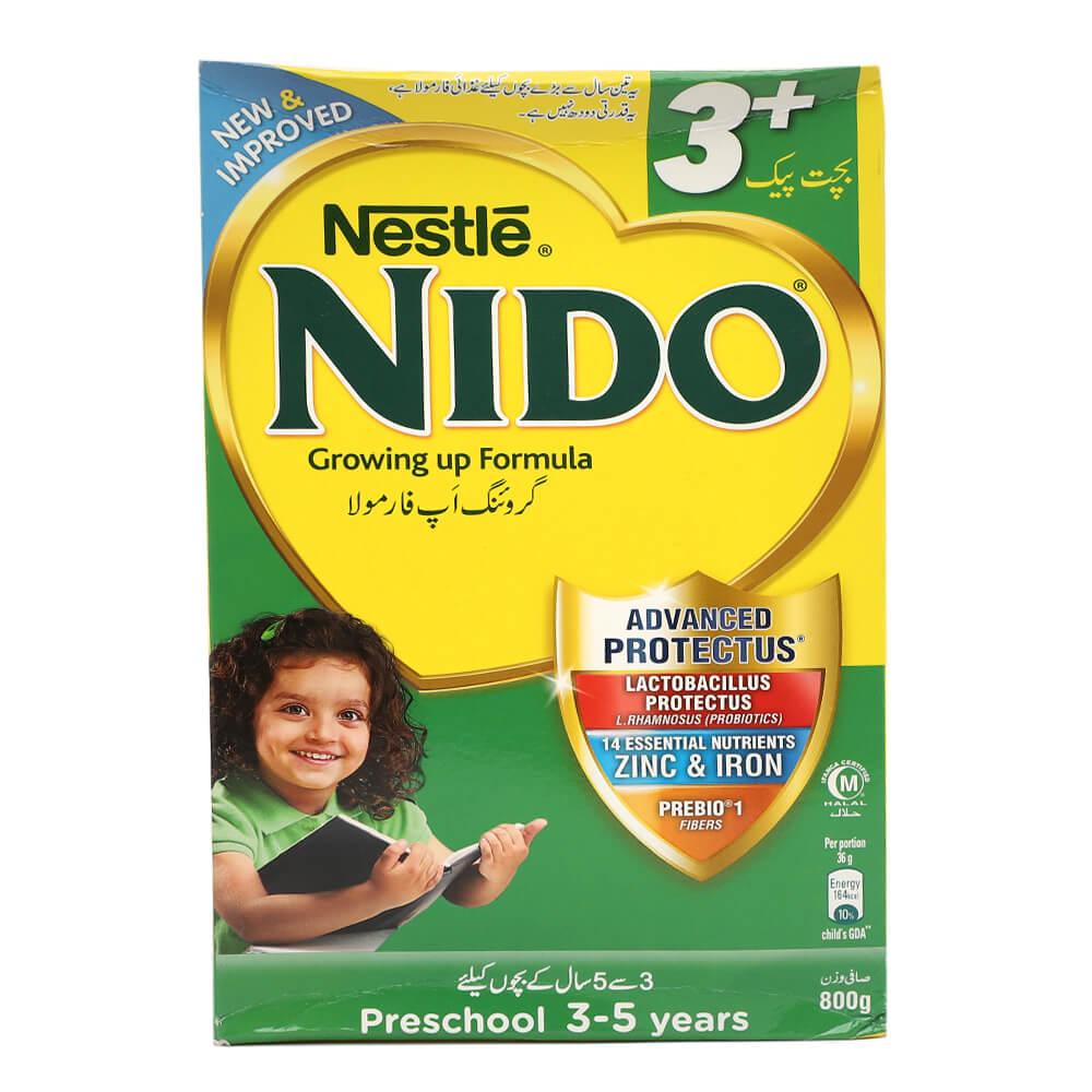 Nido 3+ Shield 800g
