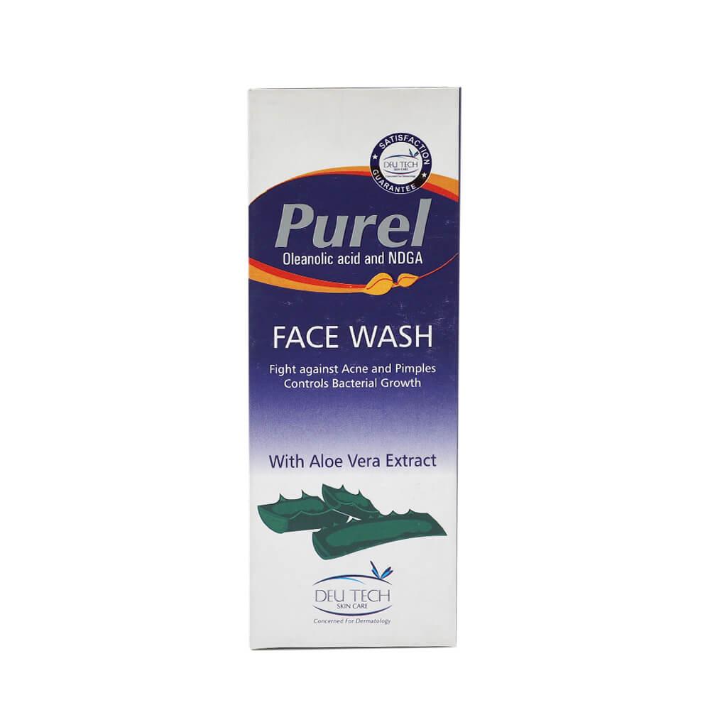 Purel Face Wash