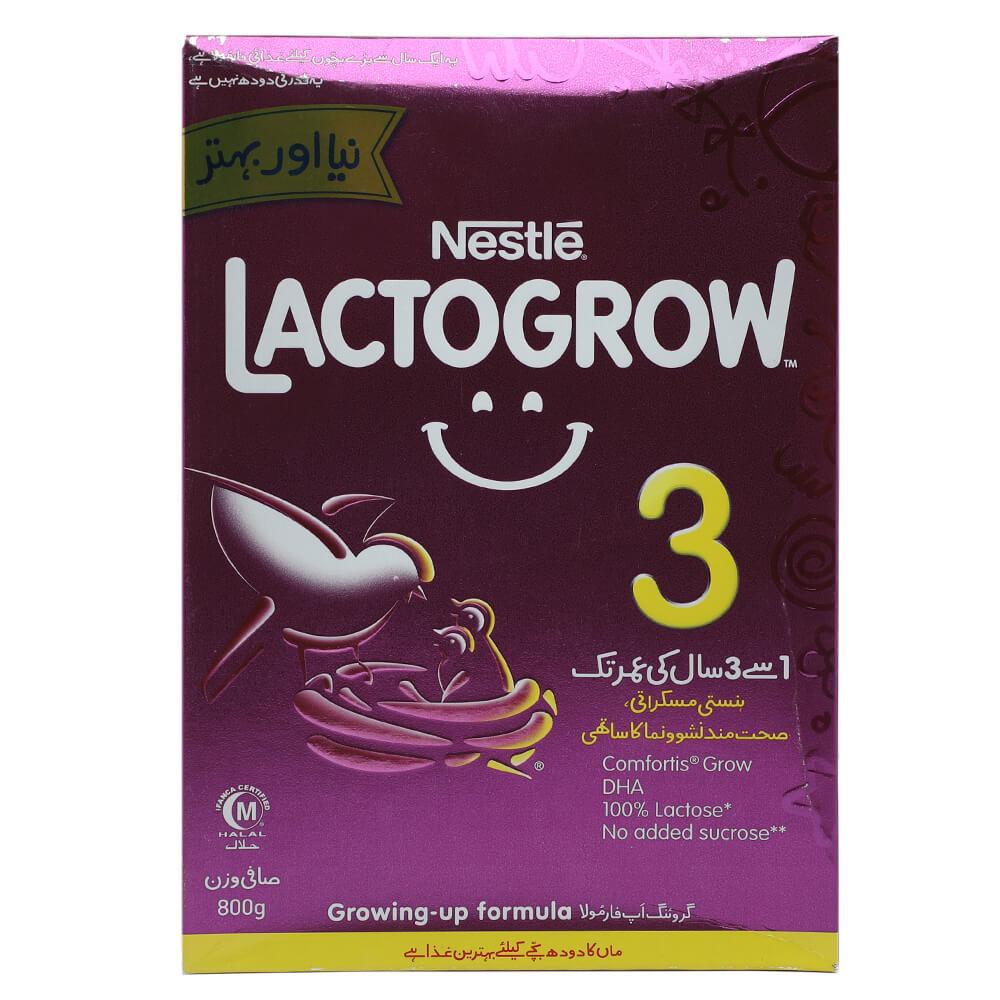 Lactogrow 3 800g