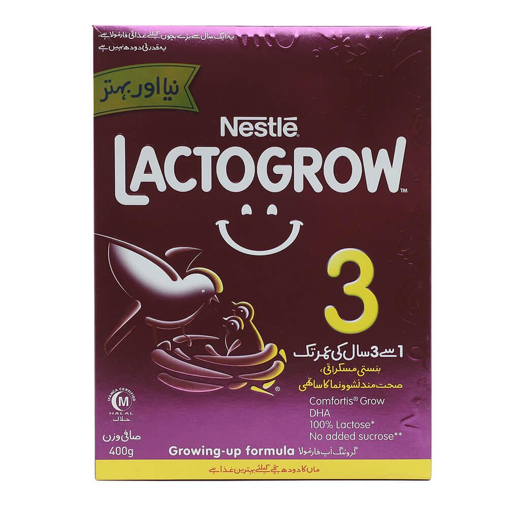 Lactogrow 3 400g