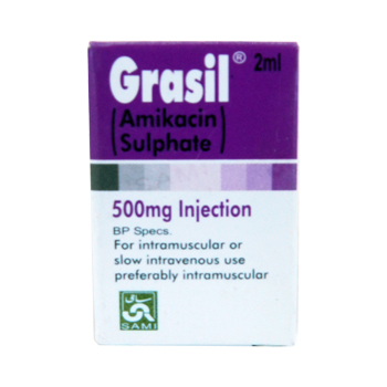 Grasil 500mg (2ml)