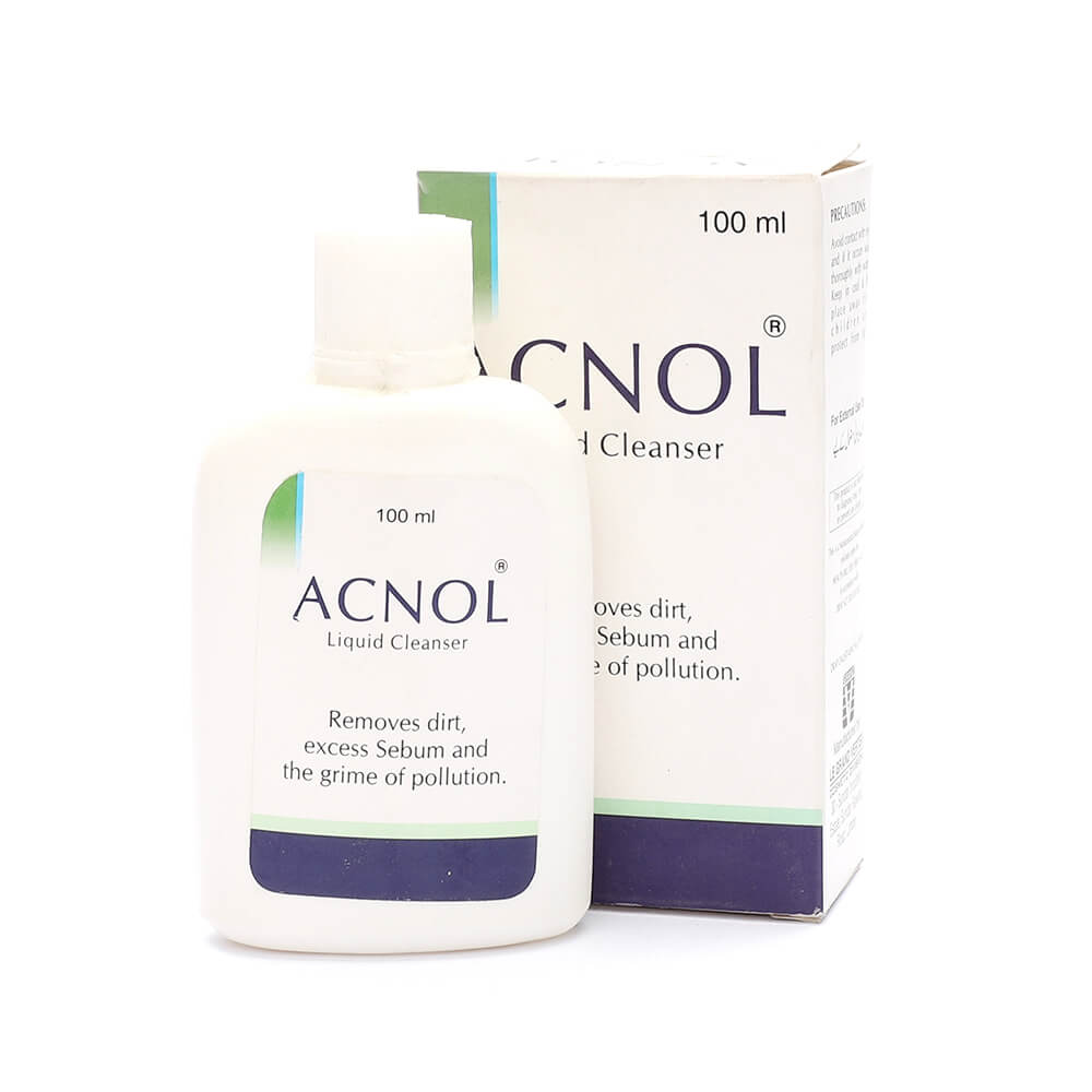 Acnol Liq Cleanser 100ml