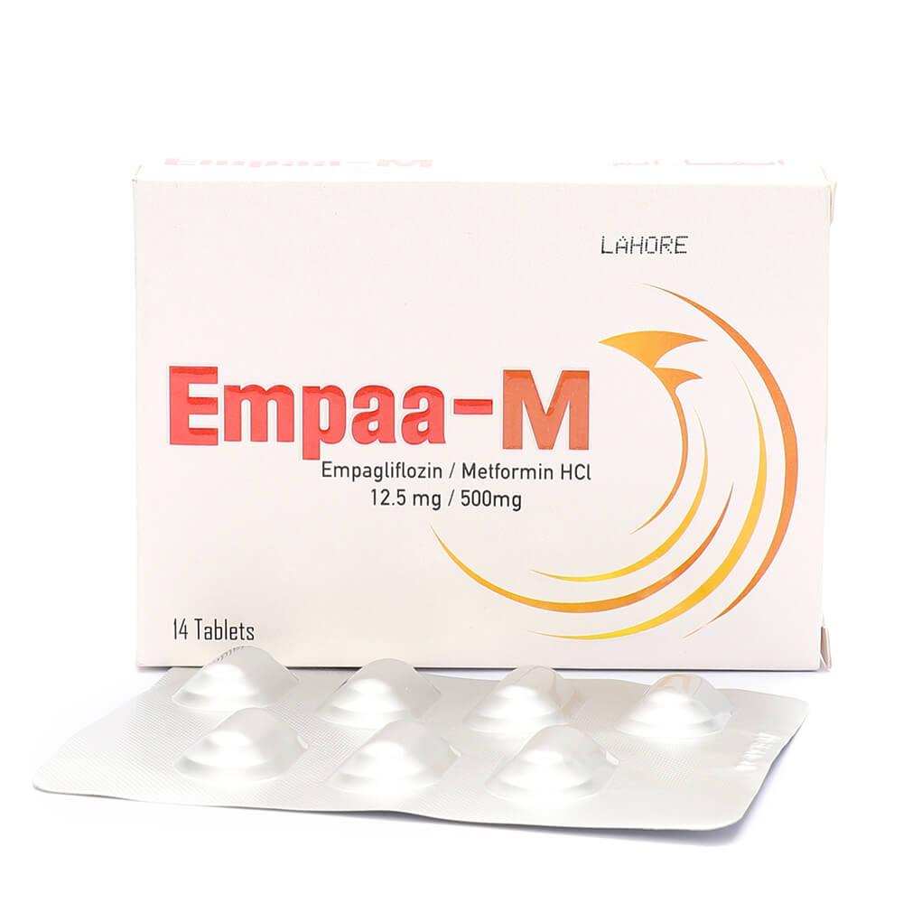 Empaa-M 12.5/500mg