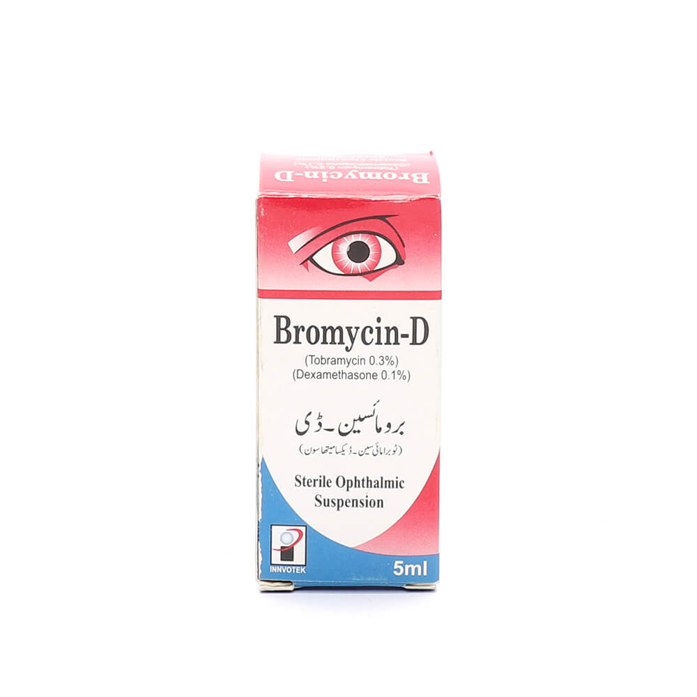 Bromycin-D 5ml