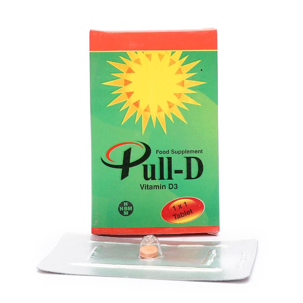 Pull-D