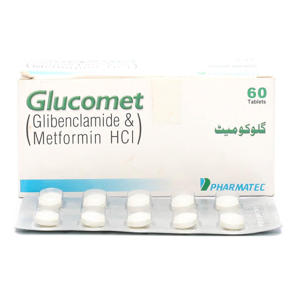Glucomet 2.5/500mg