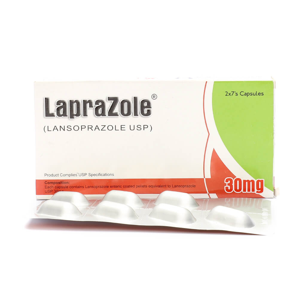 Laprazol