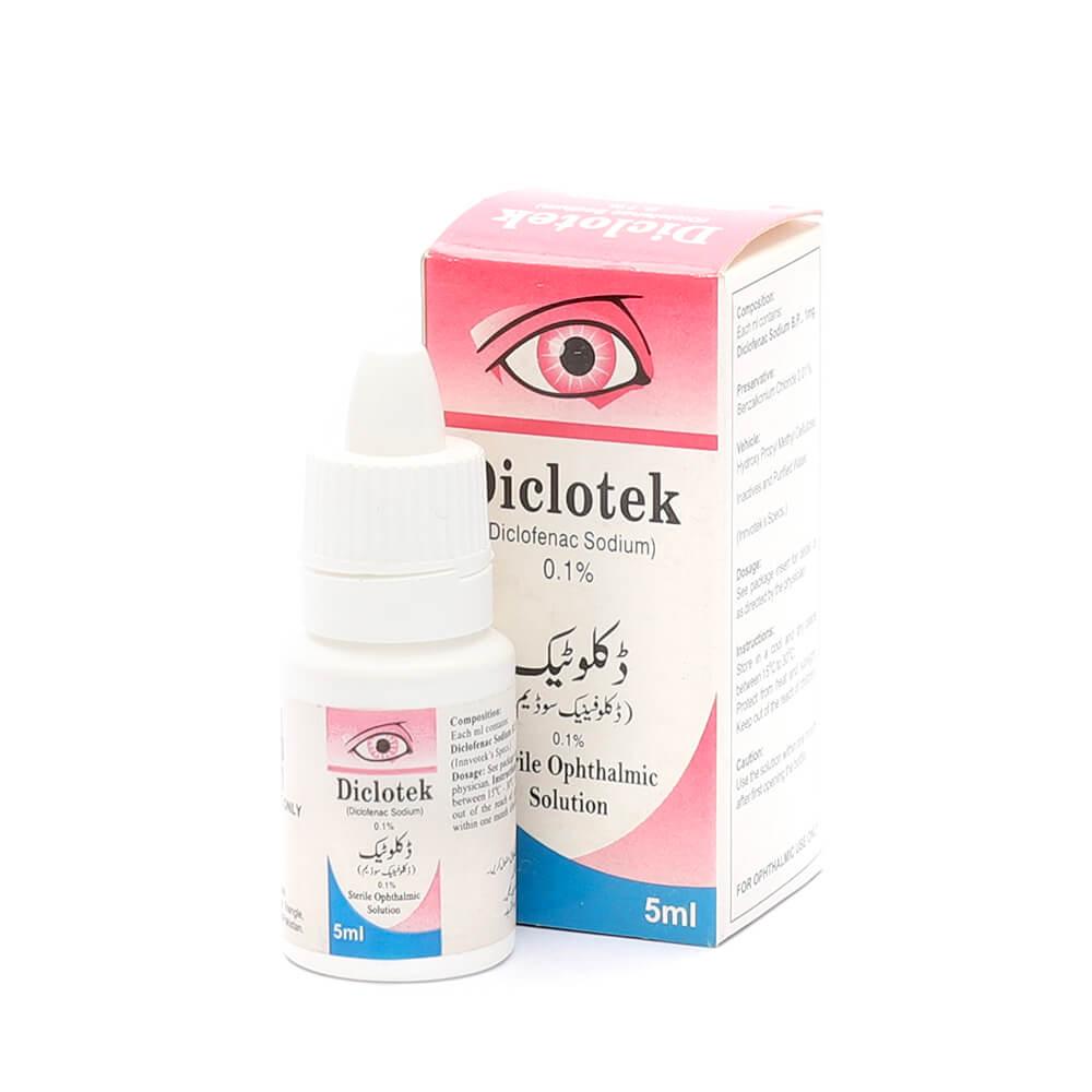 Diclotek 5ml