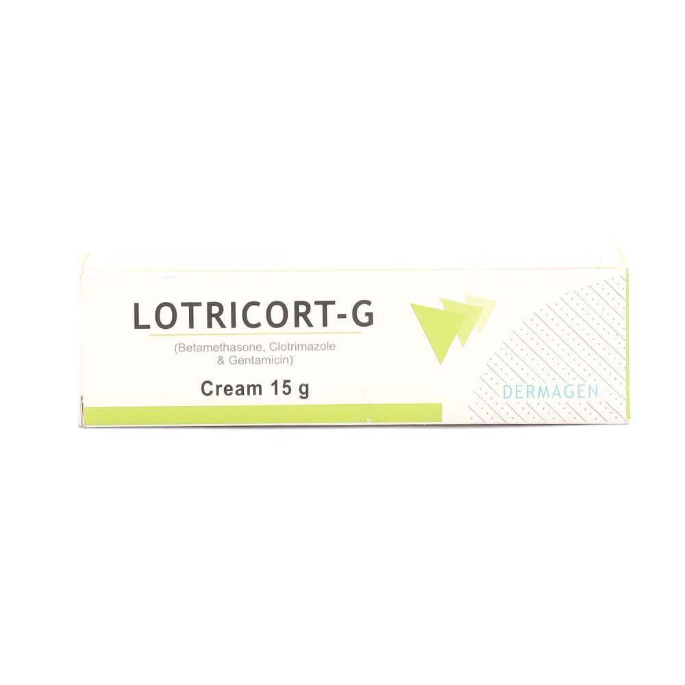 Lotricort 15g