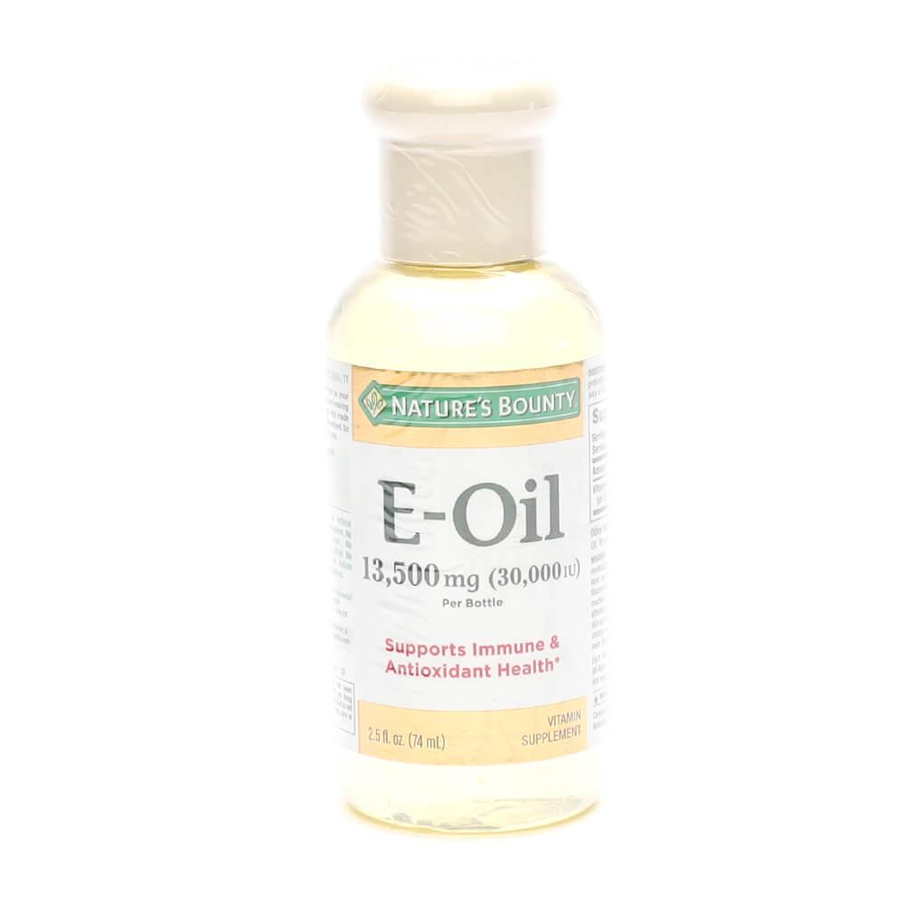 Nature's Bounty E-Oil 13,500mg