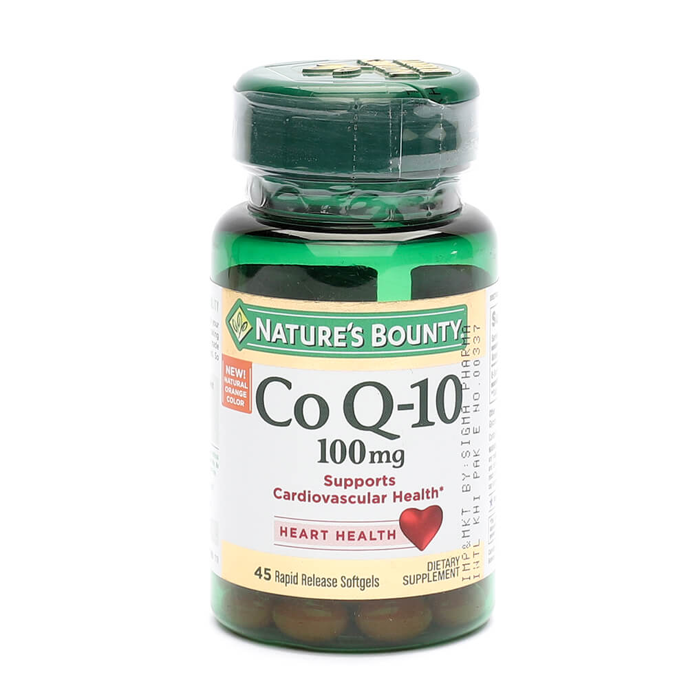 Nature's Bounty COQ1O 100mg