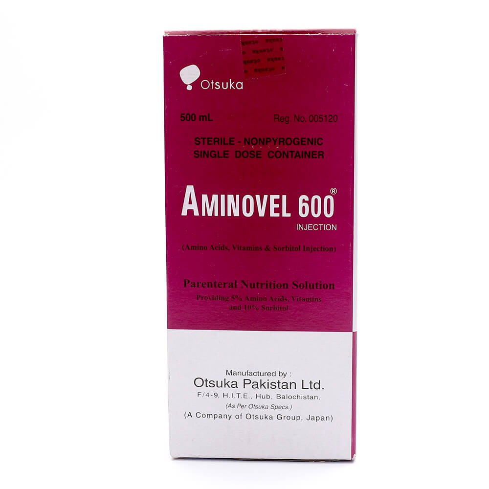 Aminovel-600 500ml