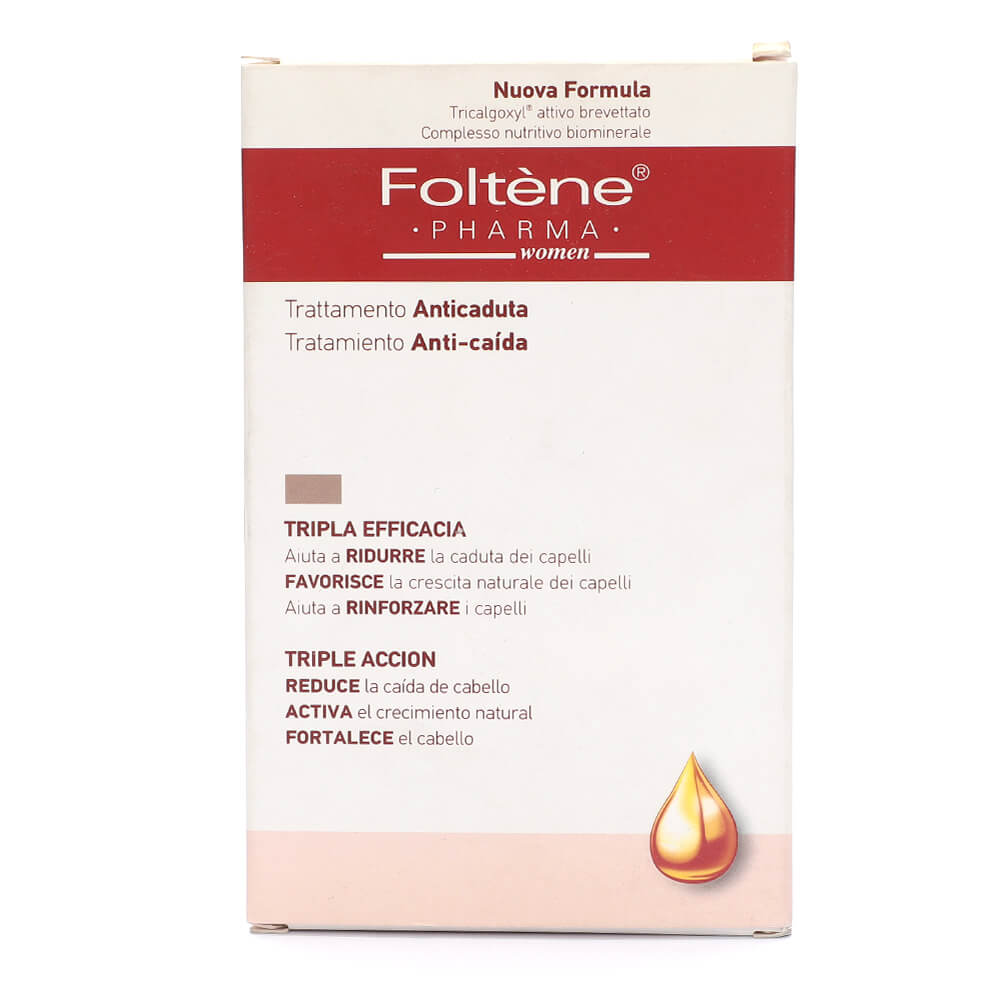 Foltene Hair & Scalp Women 100ml