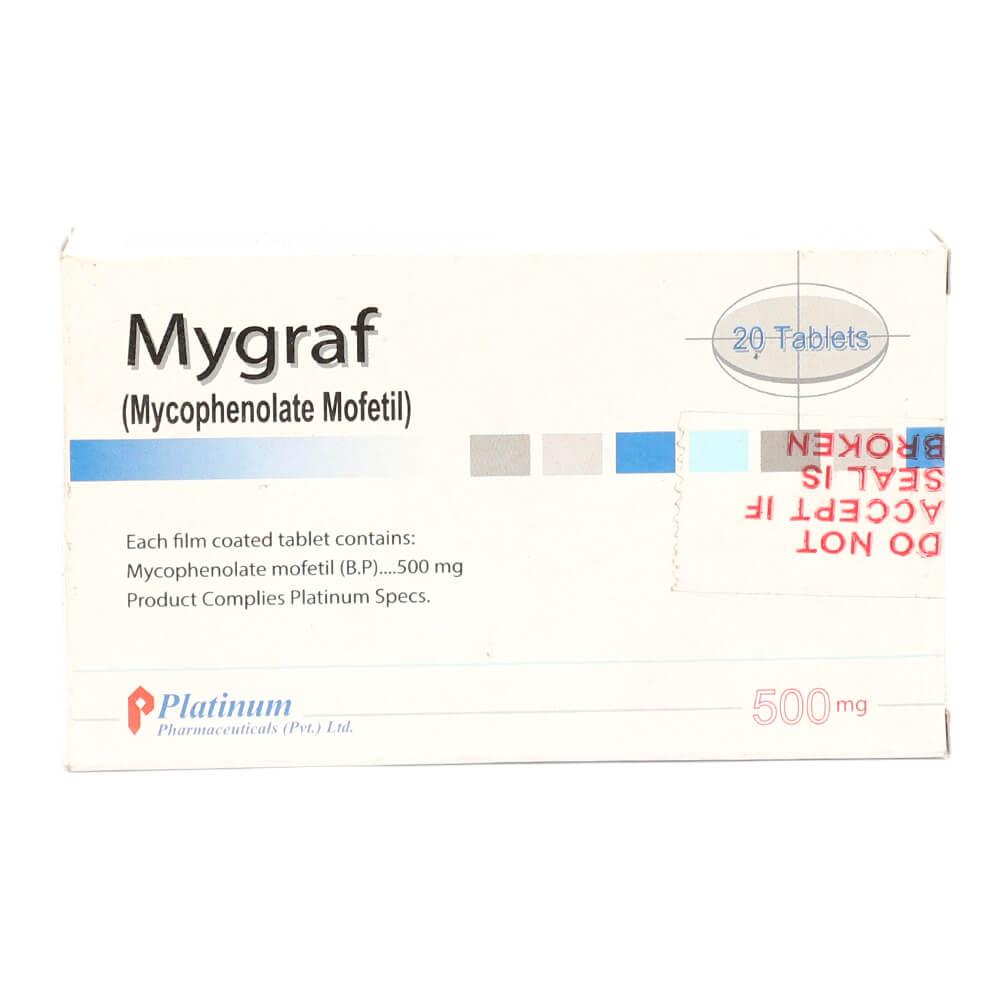 Mygraf 500mg