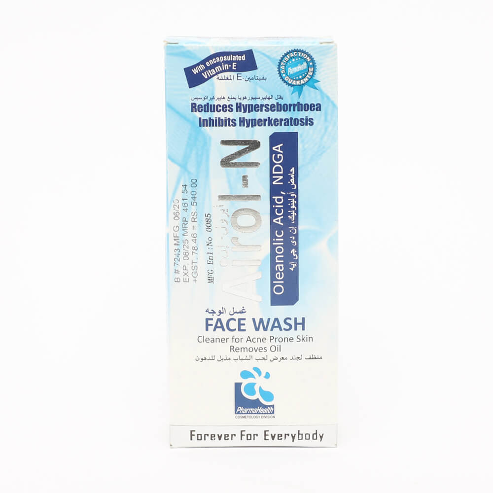 Airol-N Face Wash