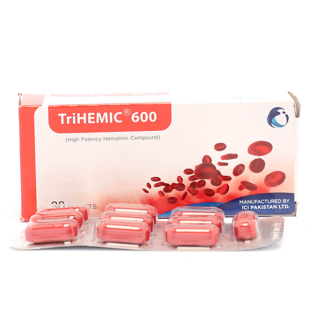 Tri-Hemic 600