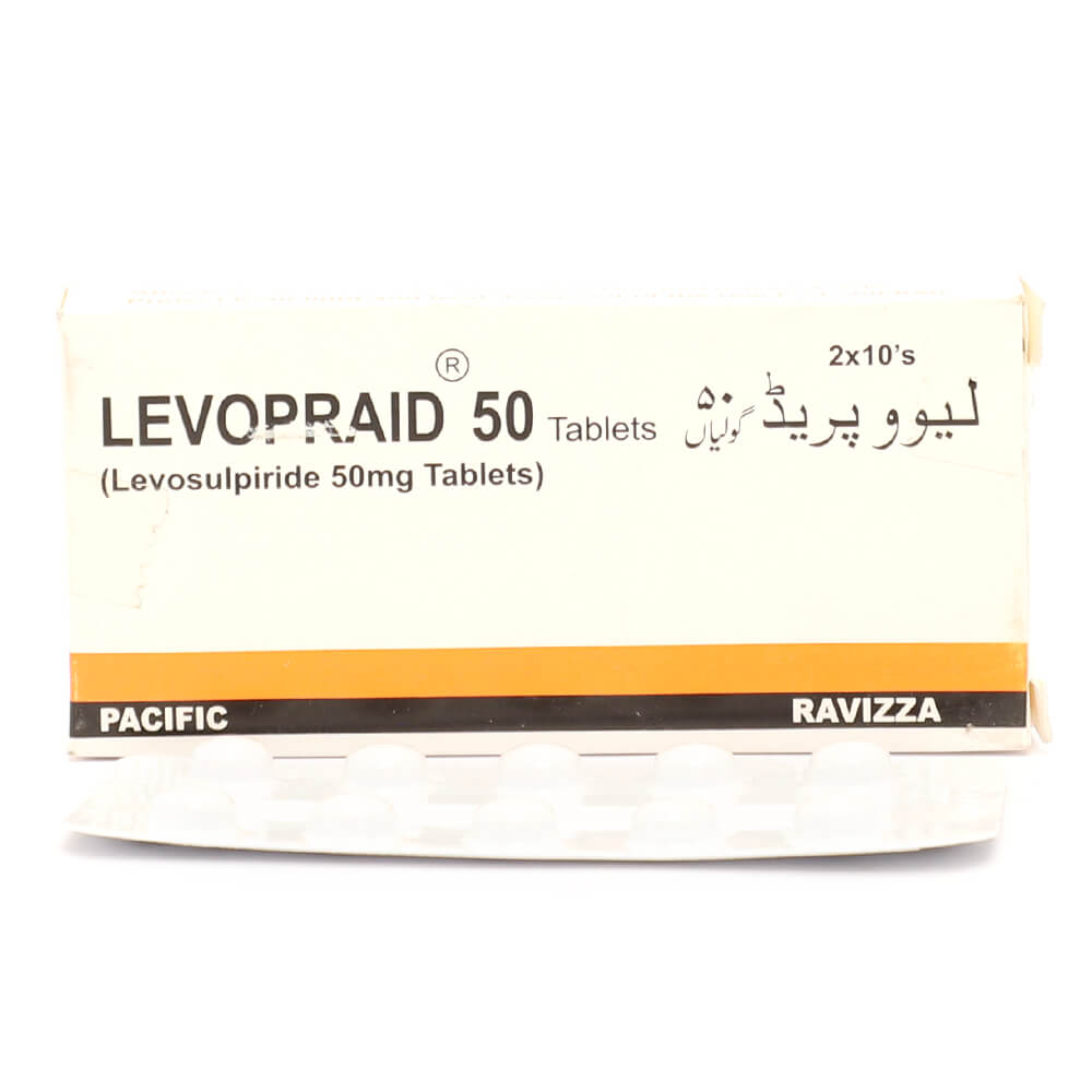 Levopraid 50mg