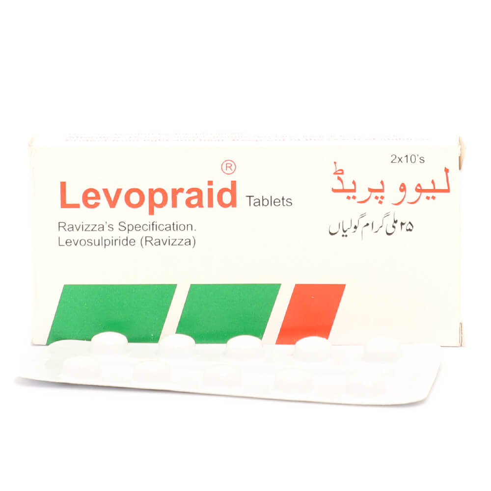 Levopraid 25mg