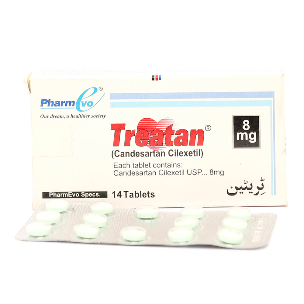 Treatan 8mg