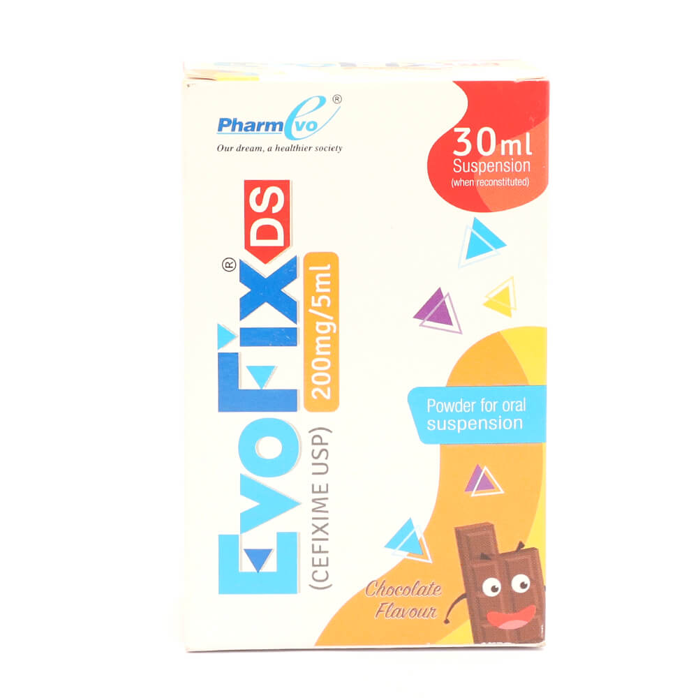 Evofix DS 200mg 30ml