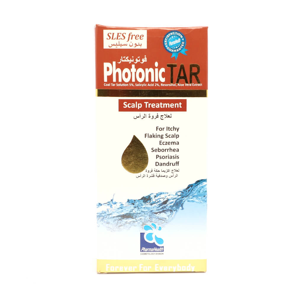 Photonic Tar Shampoo