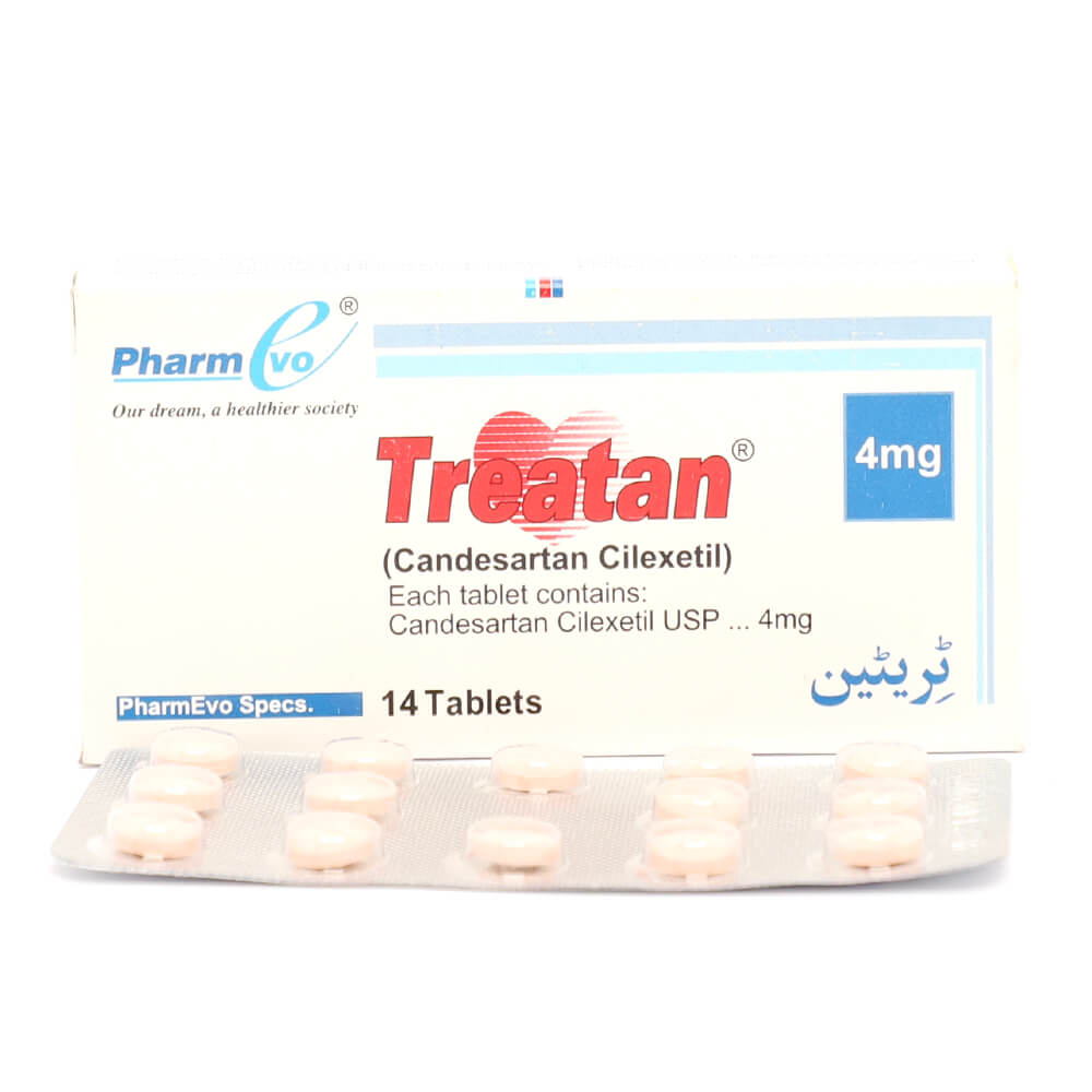 Treatan 4mg