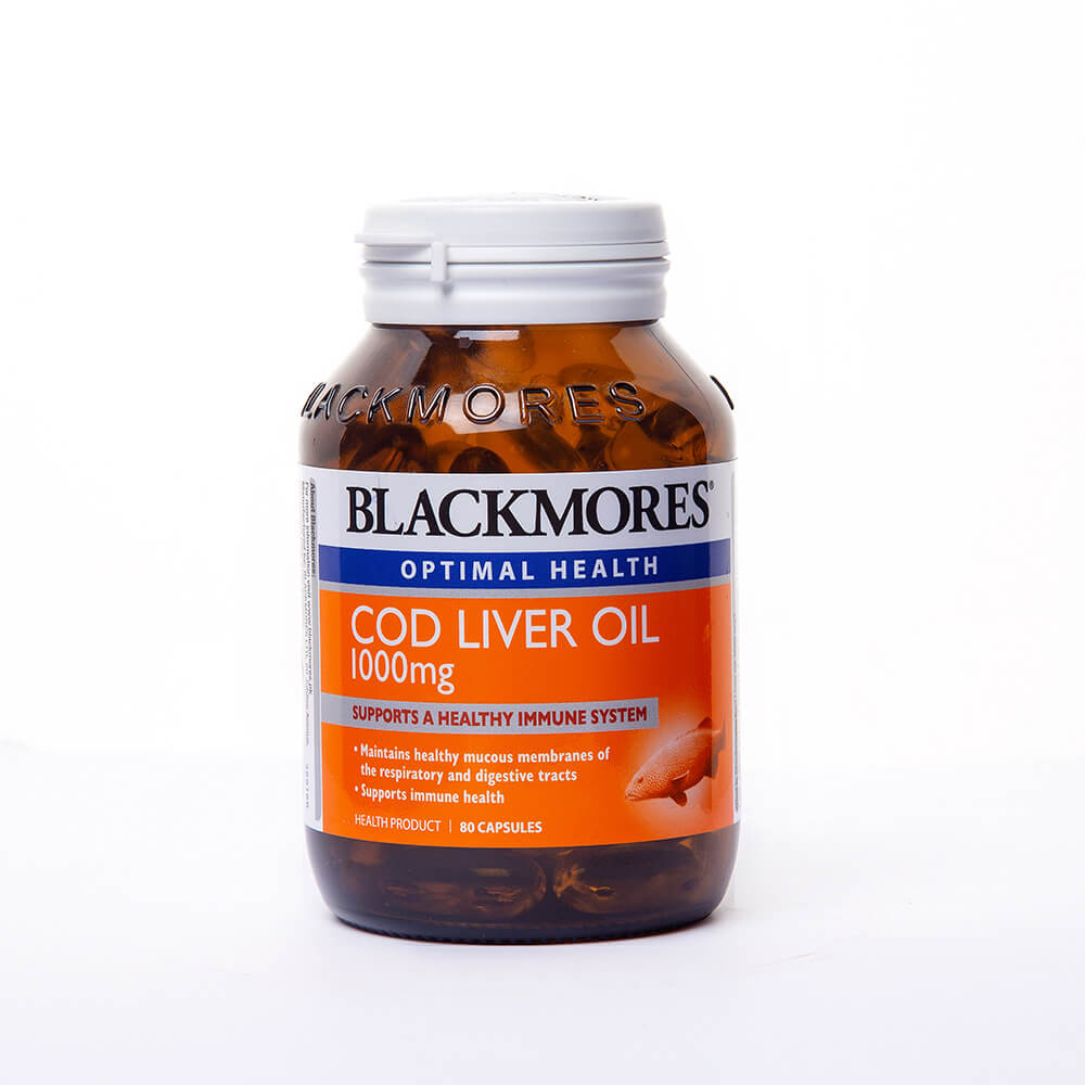 Blackmores 1000mg Cod Liver Oil