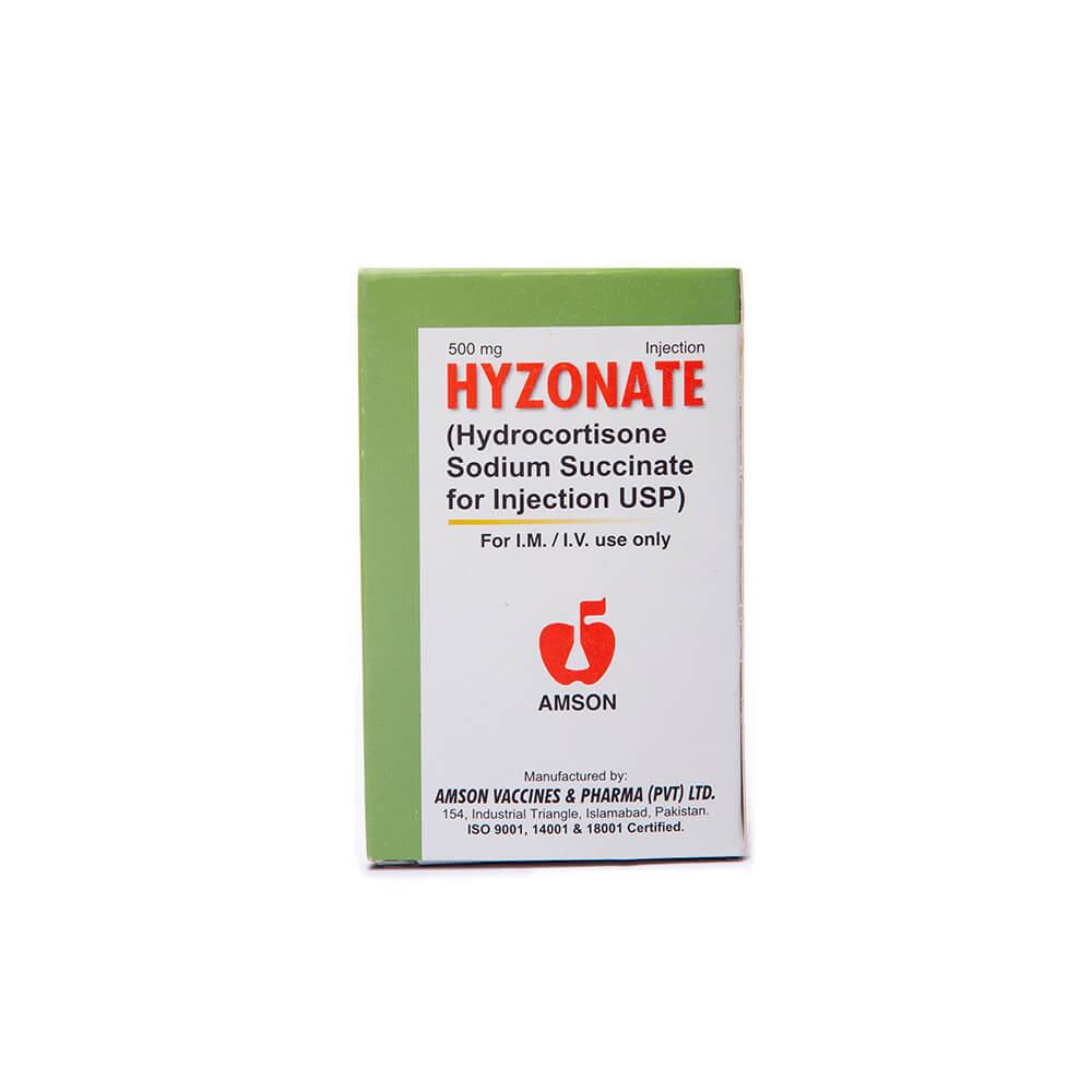 Hyzonate 500mg