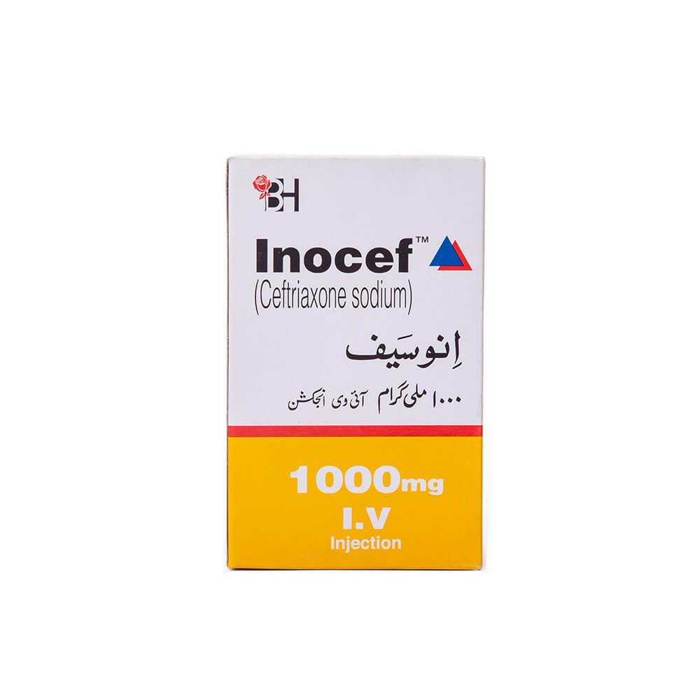Inocef iv 1g