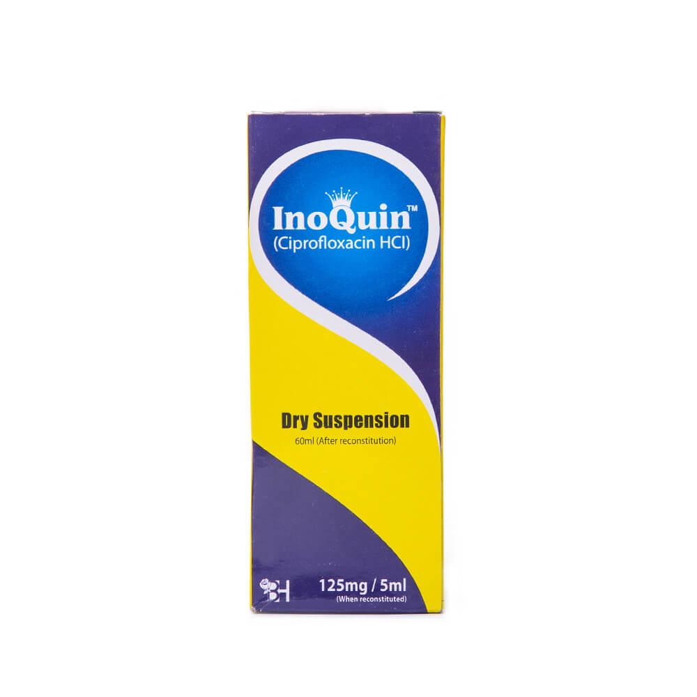 Inoquin 125mg /5ml (60ml)