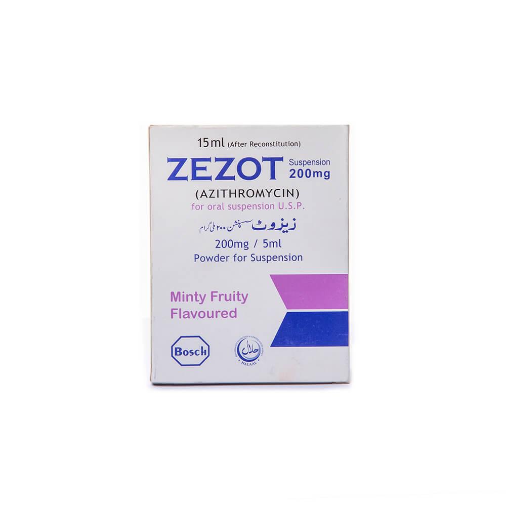 Zezot 200mg (15ml)