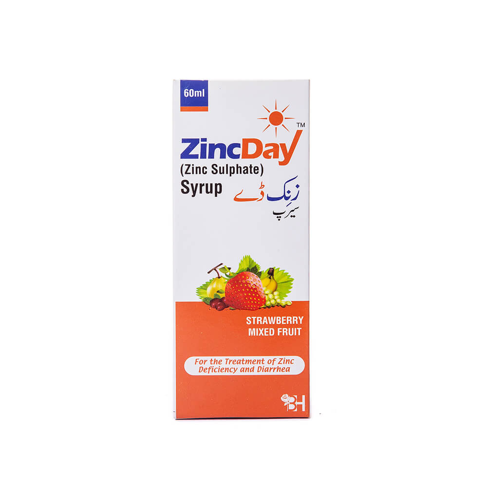 Zincday 60ml