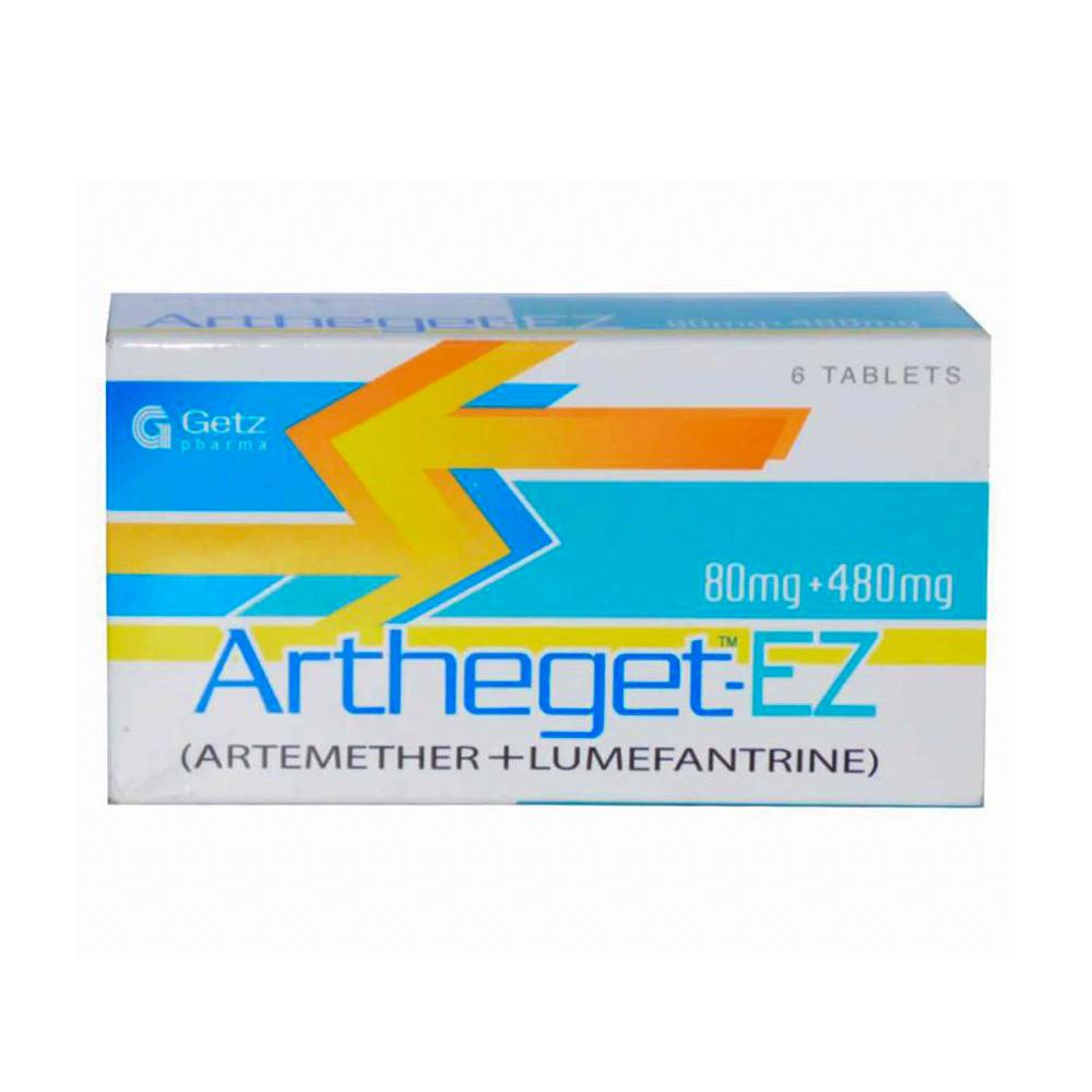 Artheget 80/480mg