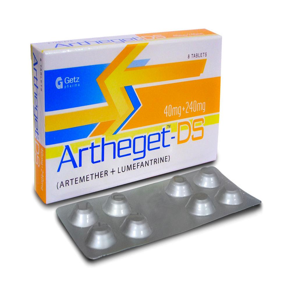 Artheget DS 40/240mg