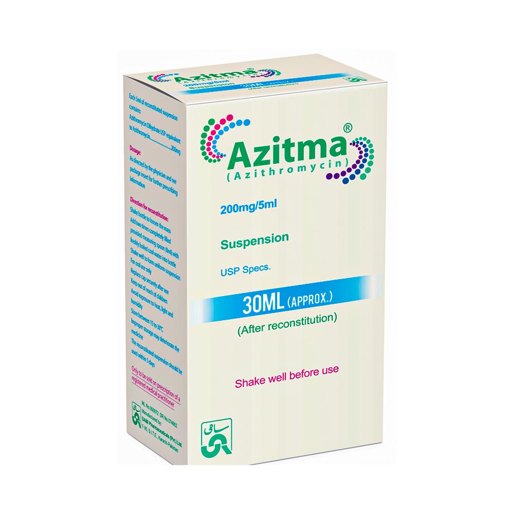 Azitma 200mg (5ml)