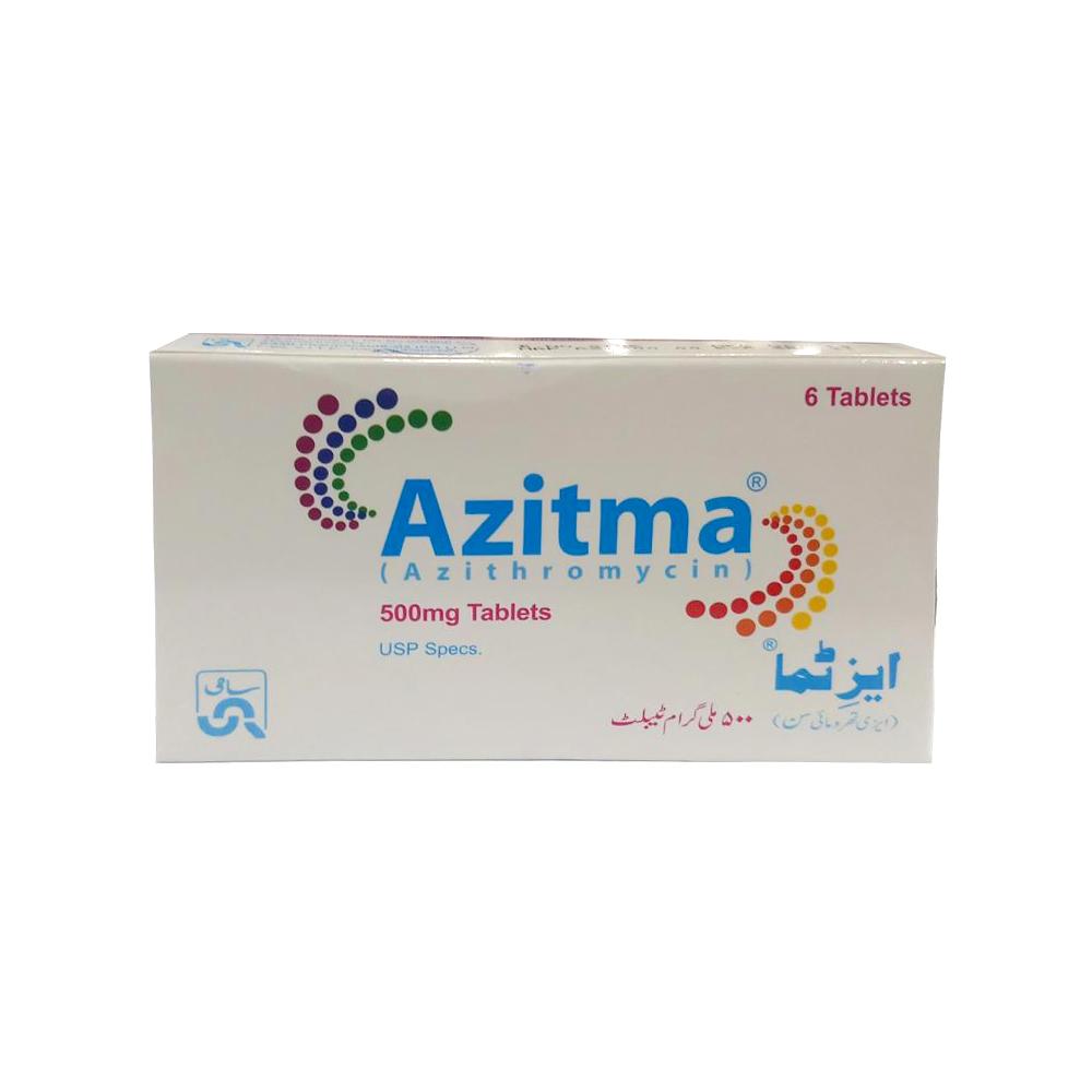 Azitma 250mg
