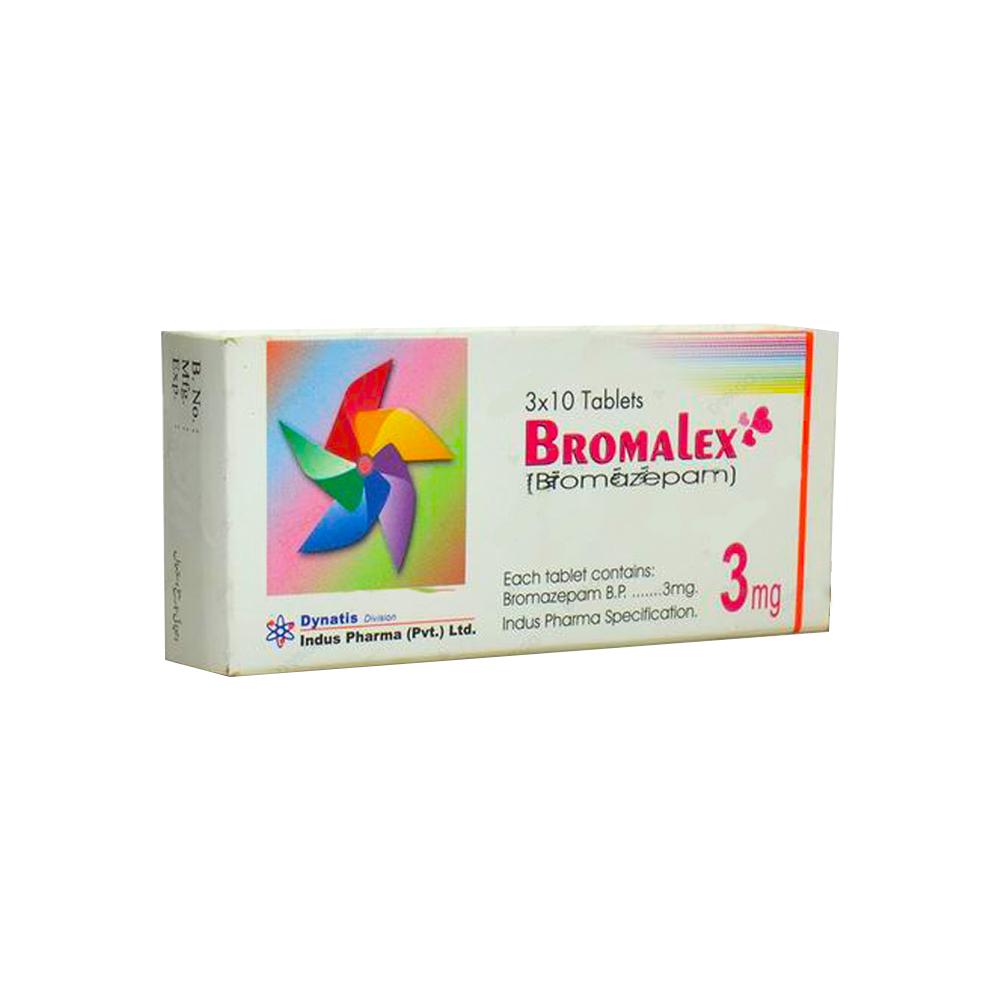 Bromalex 3mg